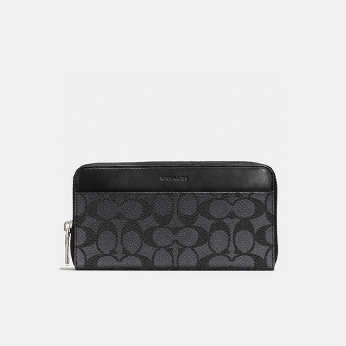 coach purses discount outlets yfrt  Coach Factory Outlet & COACH ACCORDION wallet CHARCOAL