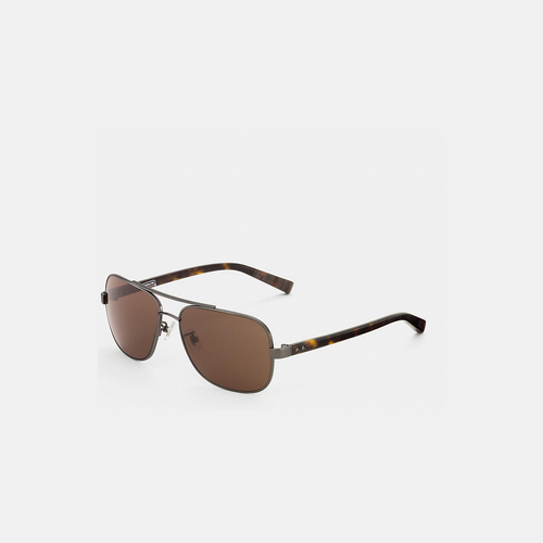 Coach Outlet Store & COACH BLEECKER sunglasses GUNMETAL/DK TORTOISE