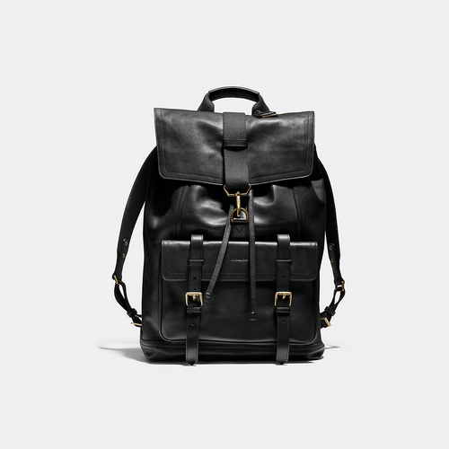 Coach USA Store & COACH BLEECKER backpack BLACK