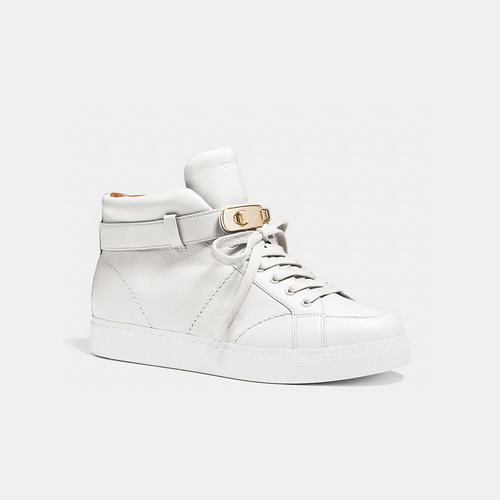 Coach USA Store & COACH RICHMOND sneaker WHITE