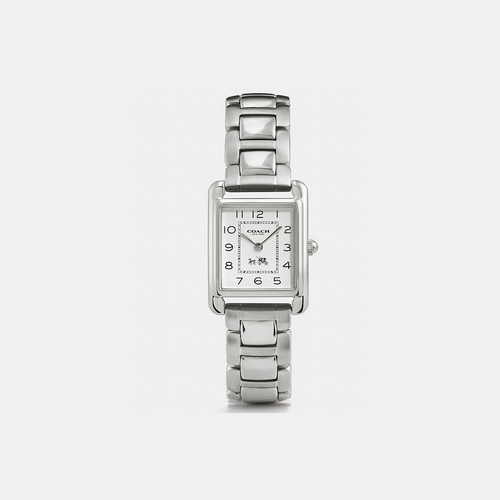 Coach USA Store & COACH PAGE stainless steel bracelet watch STAINLESS STEEL