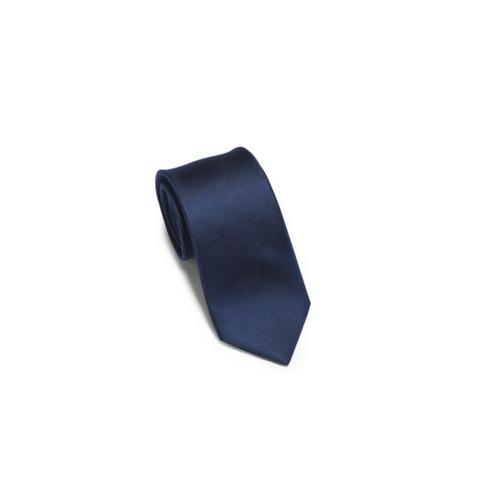 MICHAEL KORS MEN Soild Silk Tie AZURE