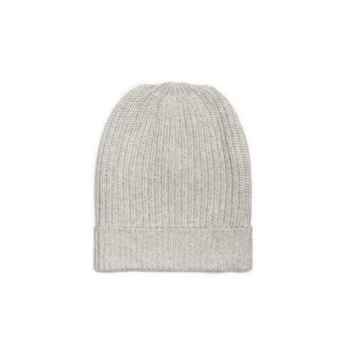 MICHAEL KORS MEN Slouchy Cashmere Hat HEATHER GREY