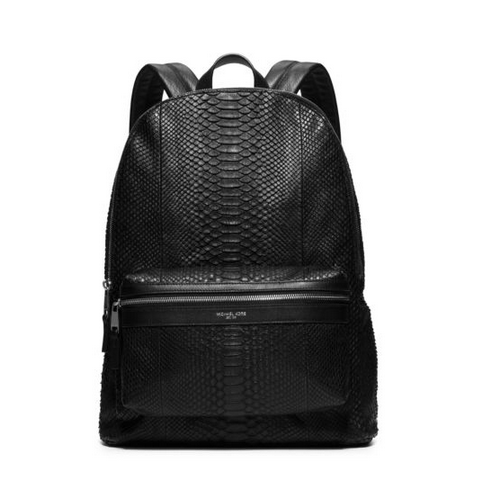 MICHAEL KORS MEN Python Backpack