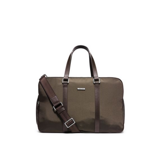 MICHAEL KORS MEN Windsor Nylon Duffel ARMY