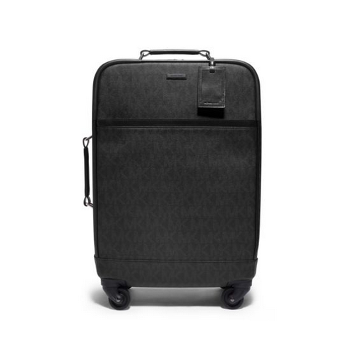 MICHAEL KORS MEN Jet Set Travel Logo Suitcase
