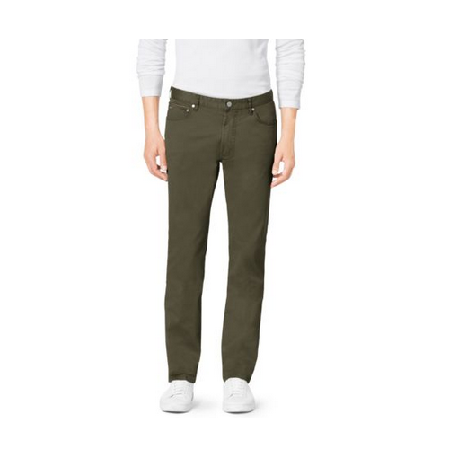 MICHAEL KORS MEN Piped Tailored Jeans ARMY