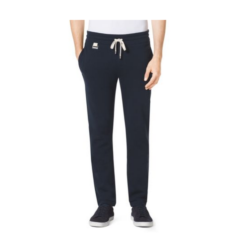 MICHAEL KORS MEN Cotton Sweatpants MIDNIGHT