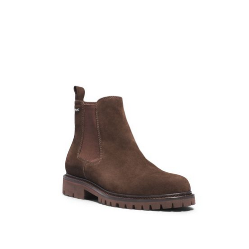 MICHAEL KORS MEN Hudson Suede Boot CHOCOLATE
