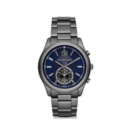 MICHAEL KORS Aiden Gunmetal-Tone Watch