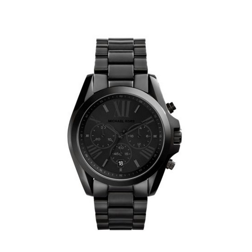 MICHAEL KORS Bradshaw Black Watch