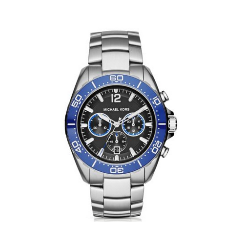 MICHAEL KORS Winward Silver-Tone Watch
