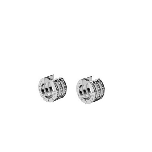 MICHAEL KORS Pavé Silver-Tone Bar Earrings