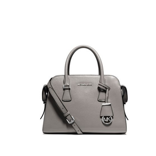 MICHAEL MICHAEL KORS Harper Medium Leather Satchel