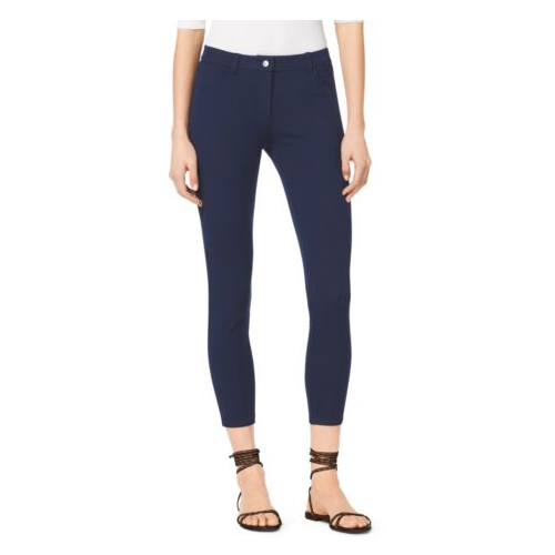 MICHAEL KORS COLLECTION Stretch-Twill Jeans INDIGO