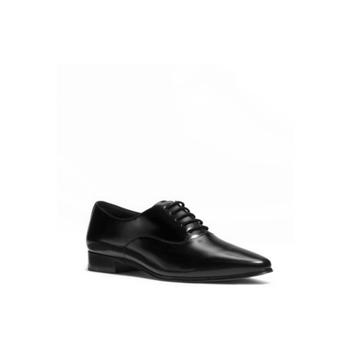 MICHAEL MICHAEL KORS Lottie Leather Oxford BLACK