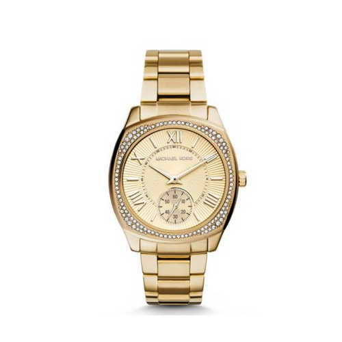 MICHAEL KORS Bryn Gold-Tone Watch