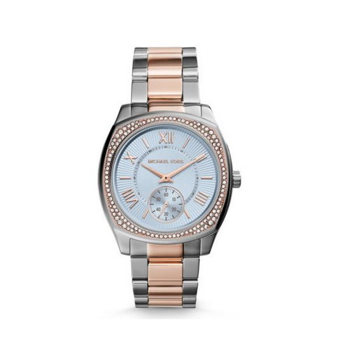 MICHAEL KORS Bryn Two-Tone Watch
