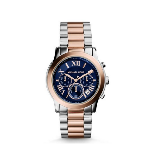 MICHAEL KORS Cooper Two-Tone Watch